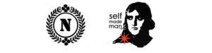 Self Made Man façon Che Guevara chez Empires et l'emblème de Napoléon